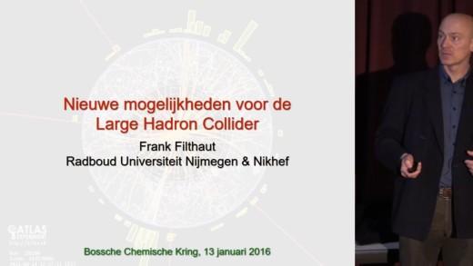 Higgs-deeltje – deel 1/3 | Dr. Frank Filthaut | Nieuwe mogelijkheden voor de Large Hadron Collider