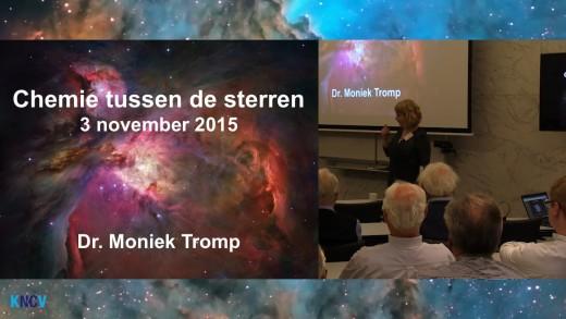 KNCV Bijeenkomst | Moniek Tromp | Chemie tussen de Sterren