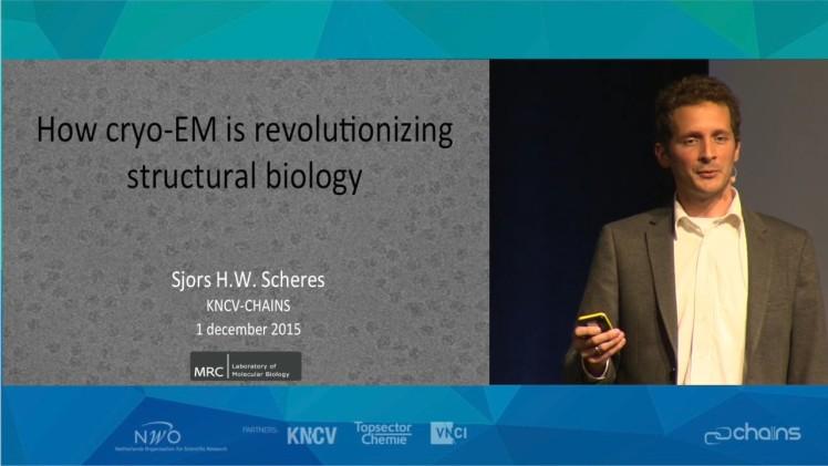 KNCV | Chains 2015 | Gouden Medaille – Presentatie – dr. Sjors Scheres